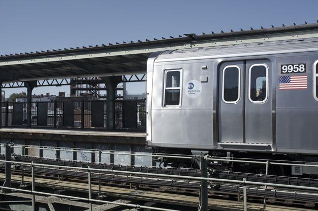 bushwick, mta, m train
